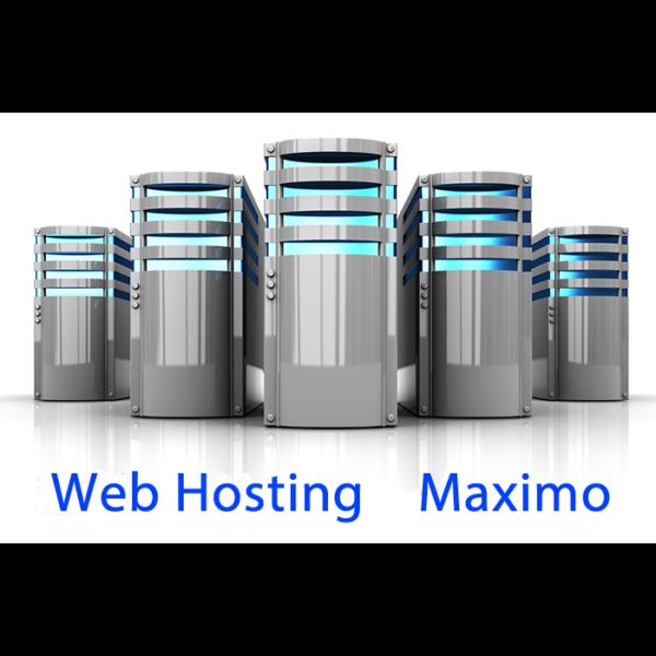 Web hosting maximo cuadrado