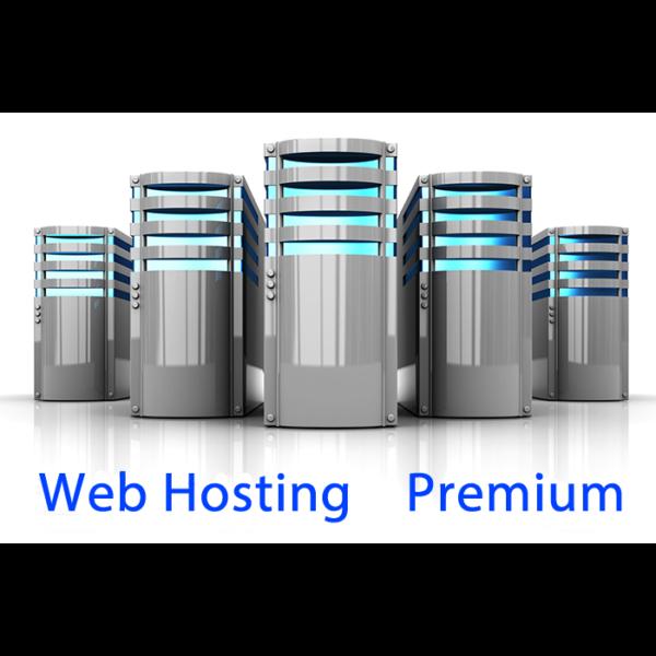 Web hosting premium cuadrado